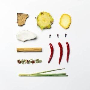 Edgar's Spice Lemon Grass_ Ingredients