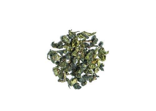 Edgar's China Green gunpowder