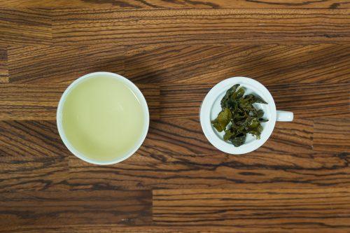 Edgar's Green Hunan Misty Oolong