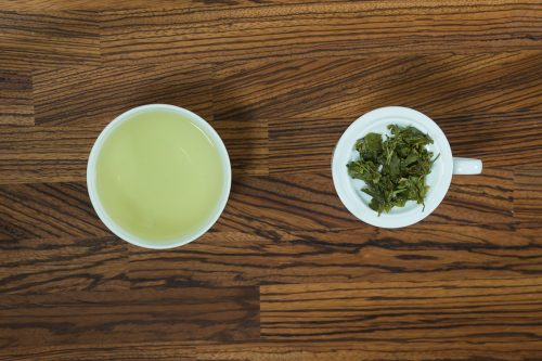 Edgar's China Milky Oolong
